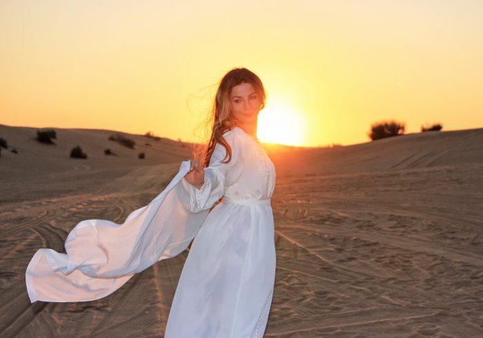 Ела... ще ти разкажа за пустинята